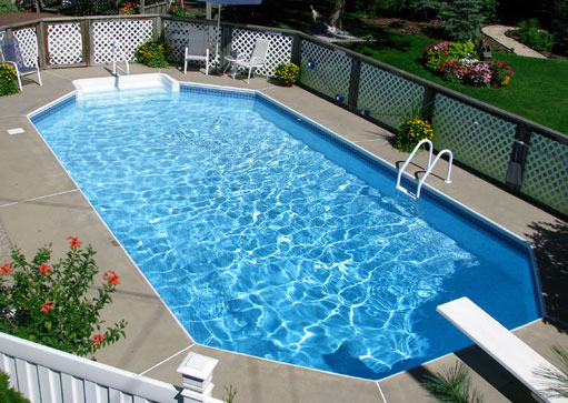 Ordinaire Make The Most Of Our Beautiful Summer Days By Enjoying Your Own Fun And  Relaxing Backyard Oasis. Here Are Some Beautiful Mid Michigan Swimming Pools !